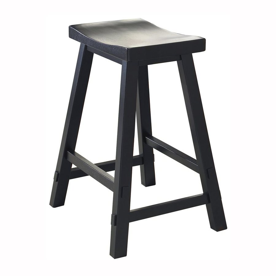 Liberty Furniture Creations II Black Counter Stool