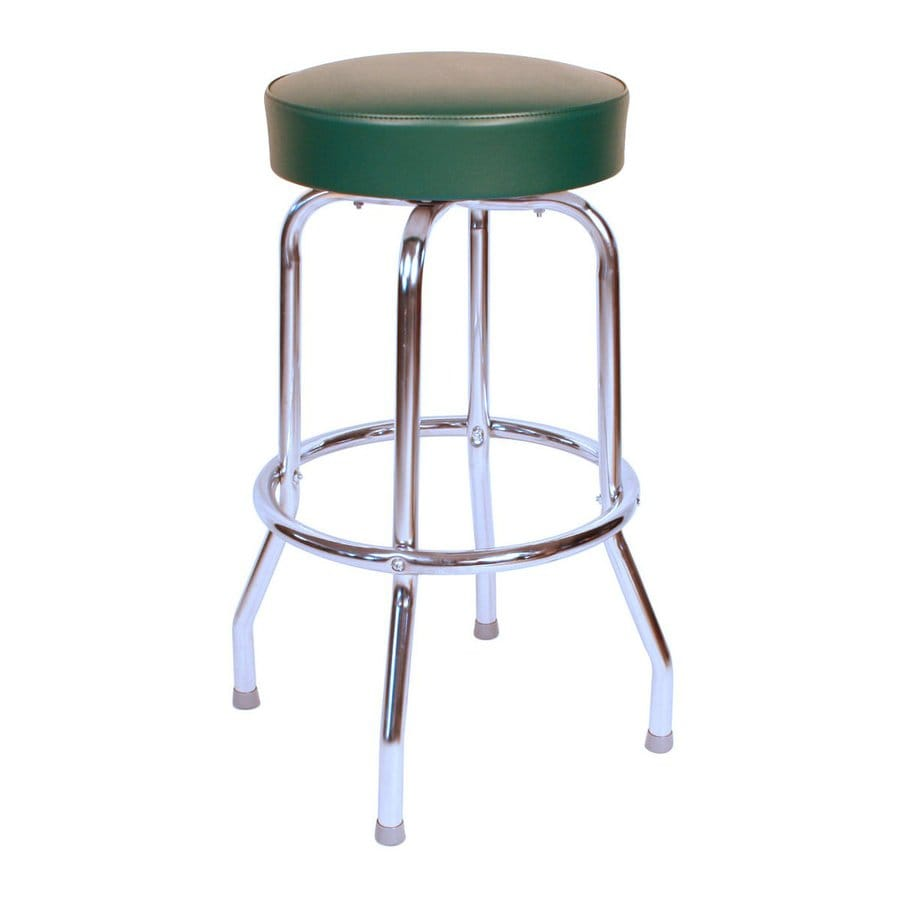 Shop Richardson Seating Floridian Chrome Bar Stool at  : 4188731 from www.lowes.com size 900 x 900 jpeg 38kB