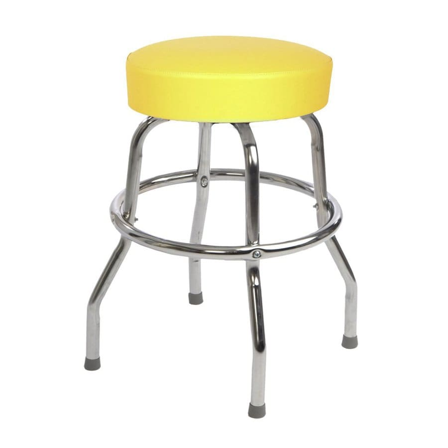 Shop richardson seating floridian chrome counter stool at Counter seating