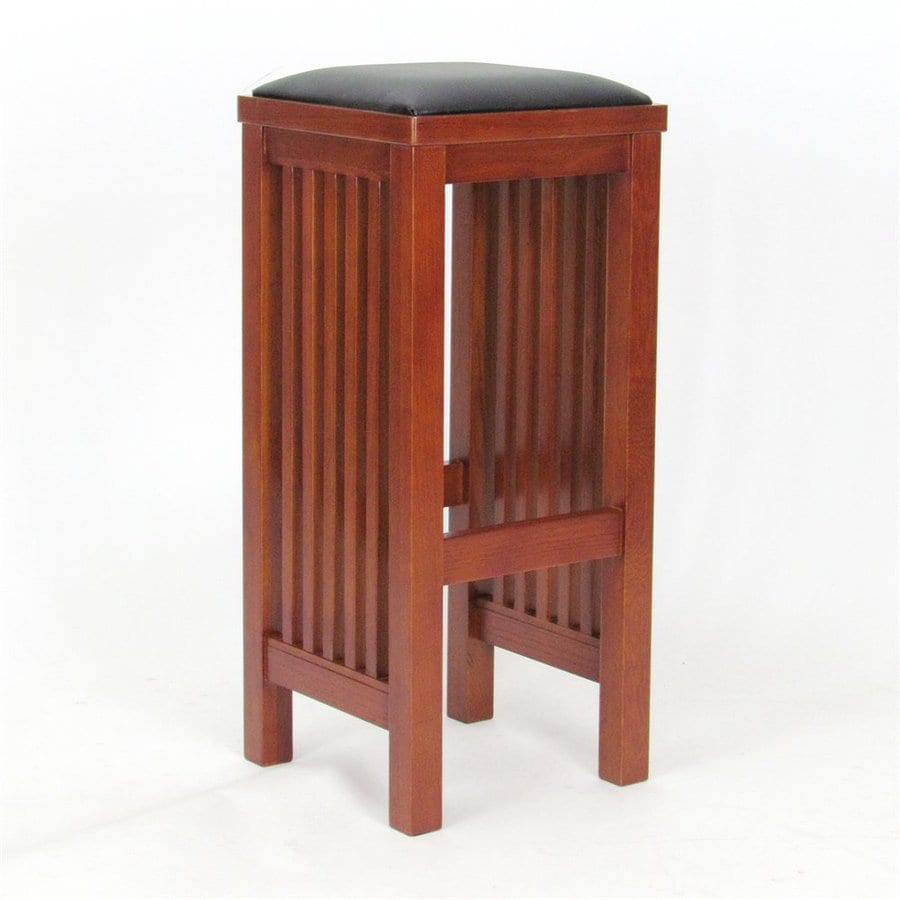 Shop Wayborn Furniture Oak Bar Stool At