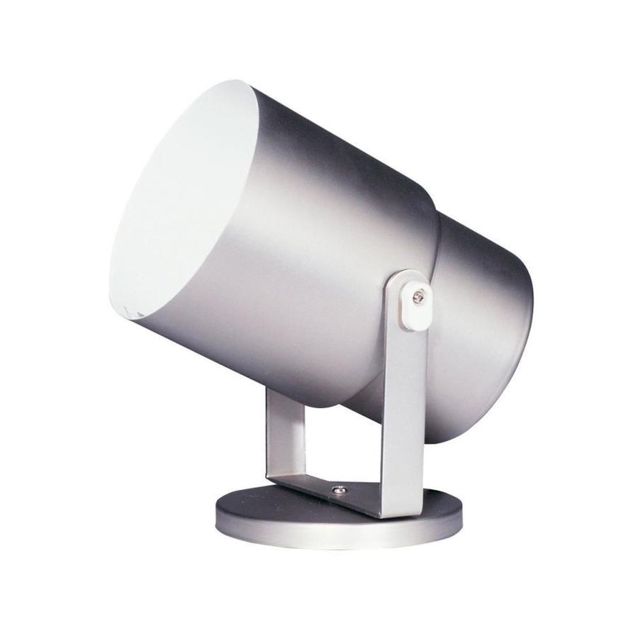 Dainolite Lighting Satin Chrome Flush Mount Fixed Track Light Kit