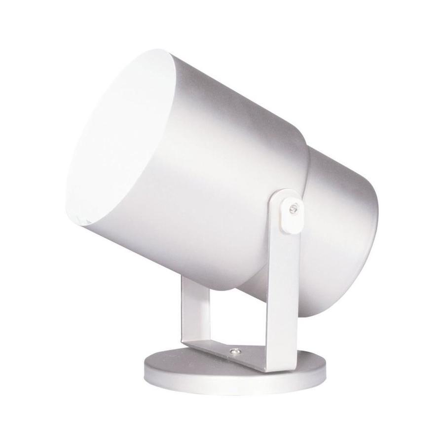 Dainolite Lighting White Flush Mount Fixed Track Light Kit