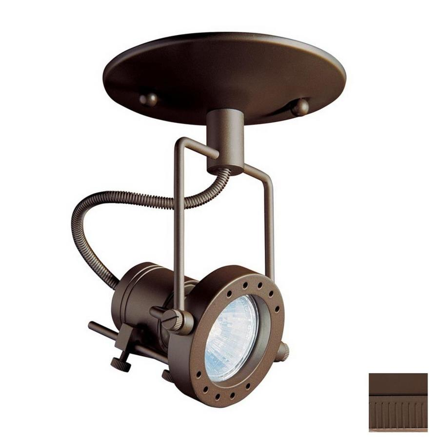 Kendal Lighting 1 Light 5 In Oil Rubbed Bronze Dimmable