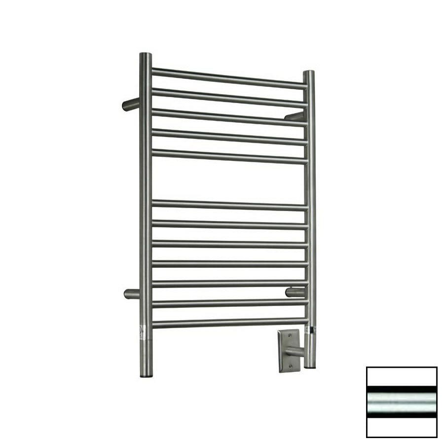 Amba Brushed Nickel Towel Warmer