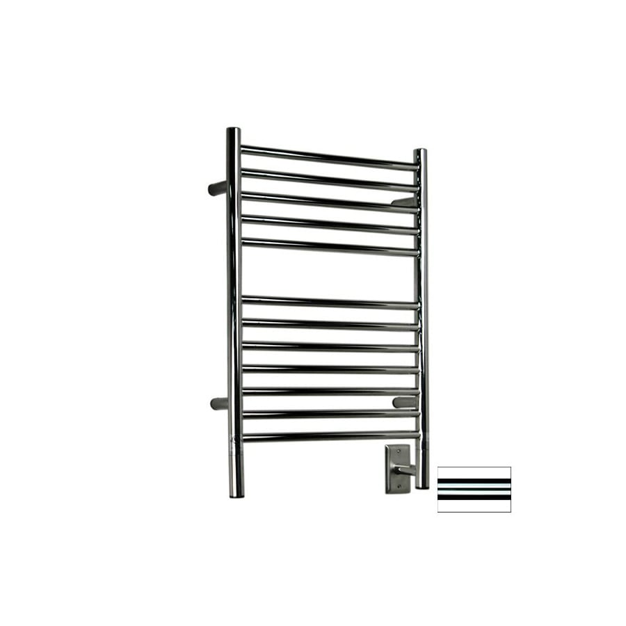 Amba Polished Chrome Towel Warmer