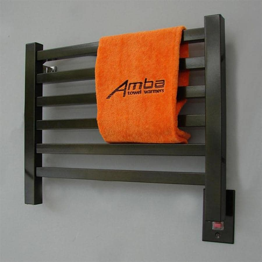 Amba Oil-Rubbed Bronze Towel Warmer