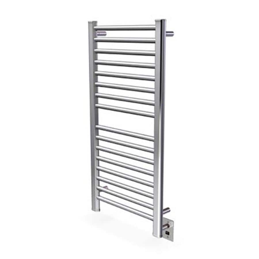 Amba Brushed Stainless-Steel Towel Warmer