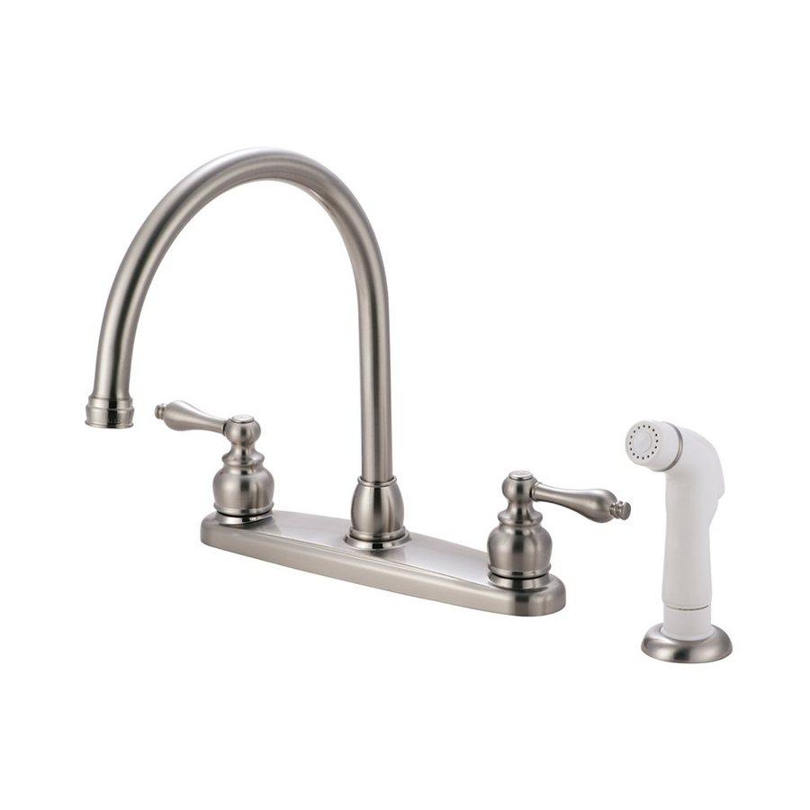 shop elements of design satin nickel 2 handle