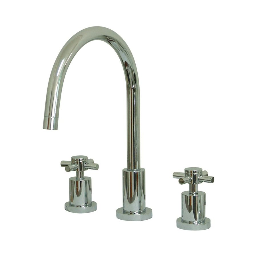 shop elements of design concord chrome 2 handle high arc using faucet aerators and flow reducers to save water in