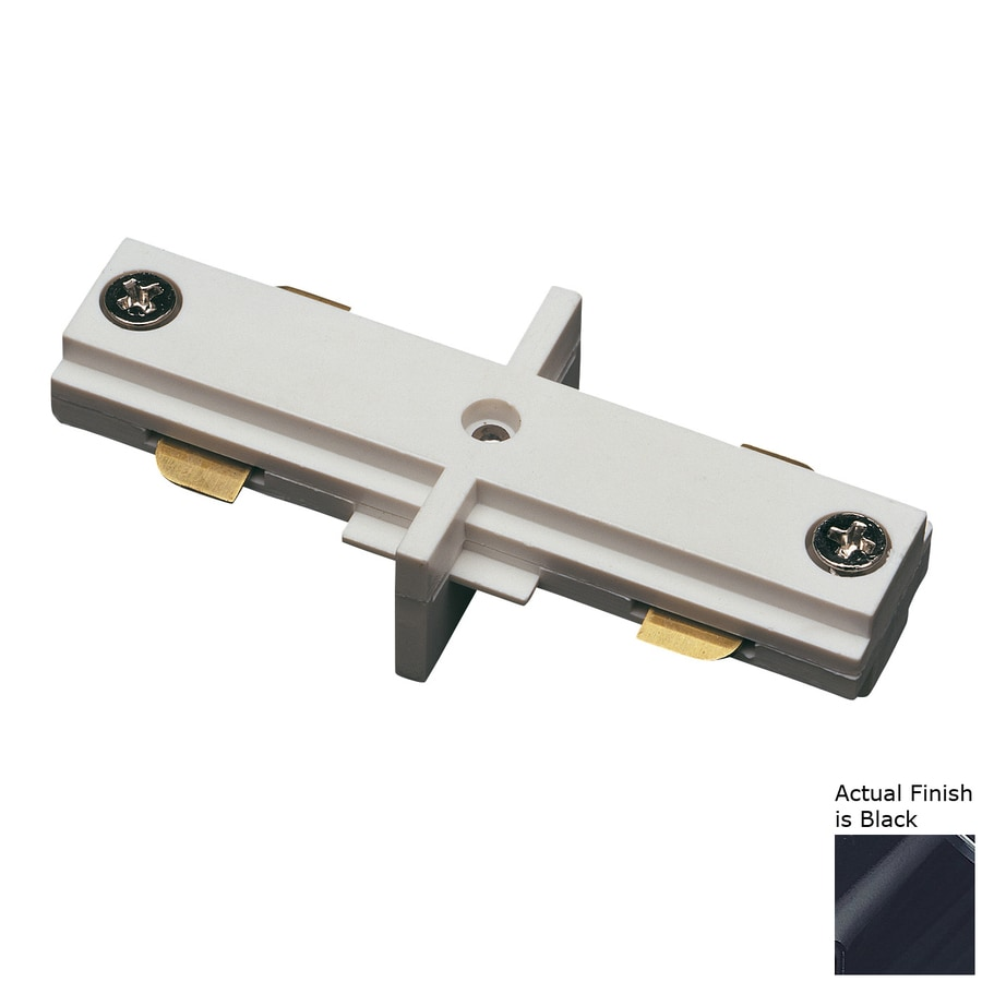 Cal Lighting Black Linear Inline Connector