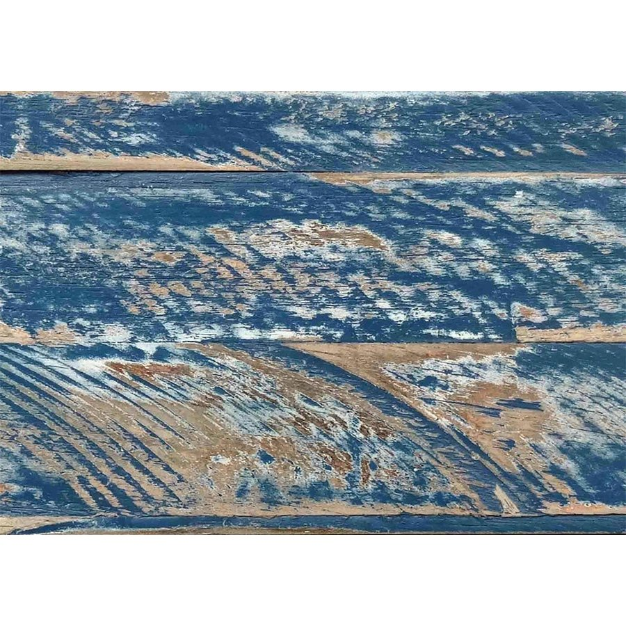 Hampton 0.807-sq ft Ocean Wall Plank Kit