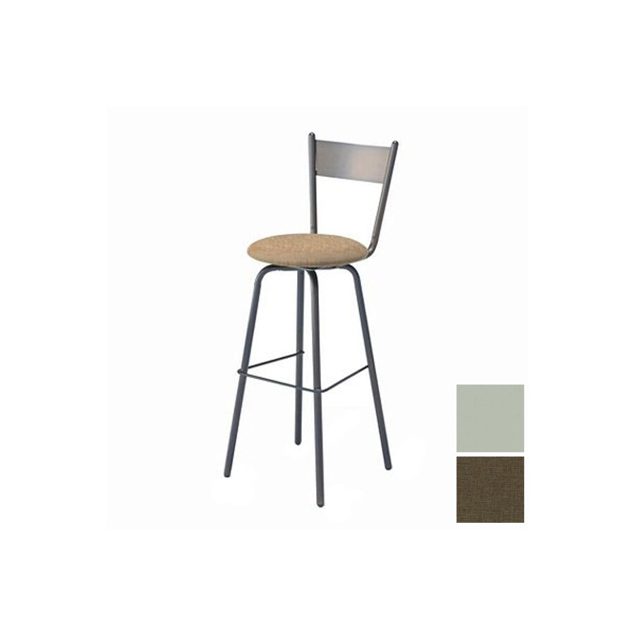 Amisco Eco Mastic 24 5 8 In Counter Stool In The Bar Stools Department At Lowes Com