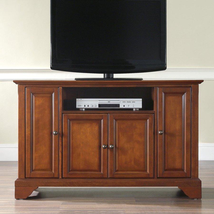 Crosley Furniture Lafayette Classic Cherry TV Cabinet