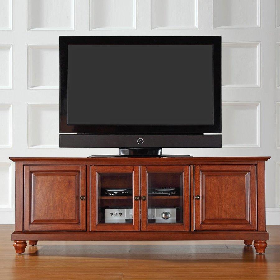 Crosley Furniture Cambridge Classic Cherry TV Cabinet