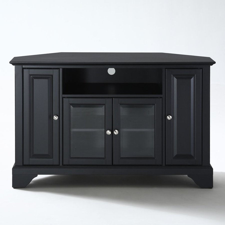 Crosley Furniture Lafayette Black TV Stand