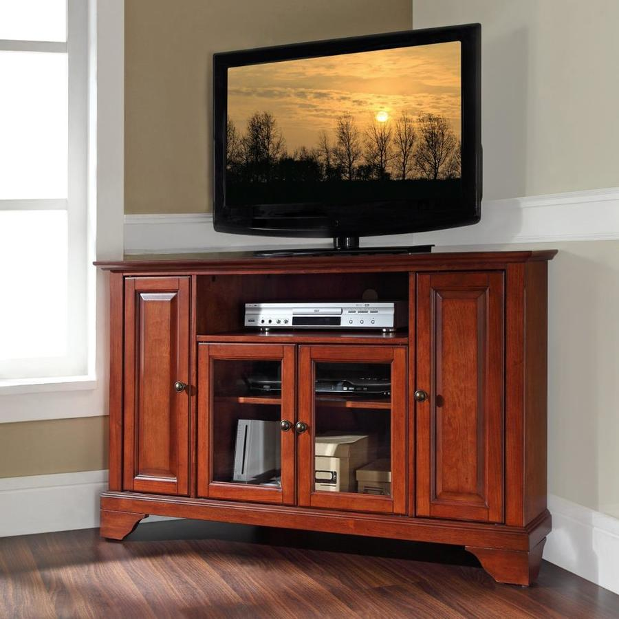 Crosley Furniture Lafayette Classic Cherry TV Stand