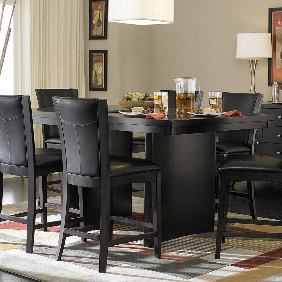 Homelegance Daisy Espresso Rectangular Dining Table