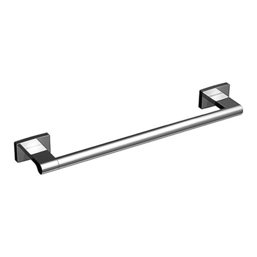 Nameeks De Soto Chrome Single Towel Bar (Common: 16-in; Actual: 16-in)