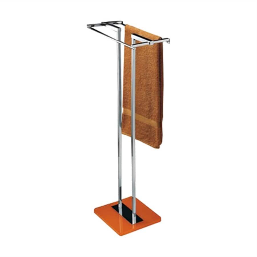 Nameeks Eden Orange Rack Towel Bar (Common: 14-in; Actual: 14.17-in)