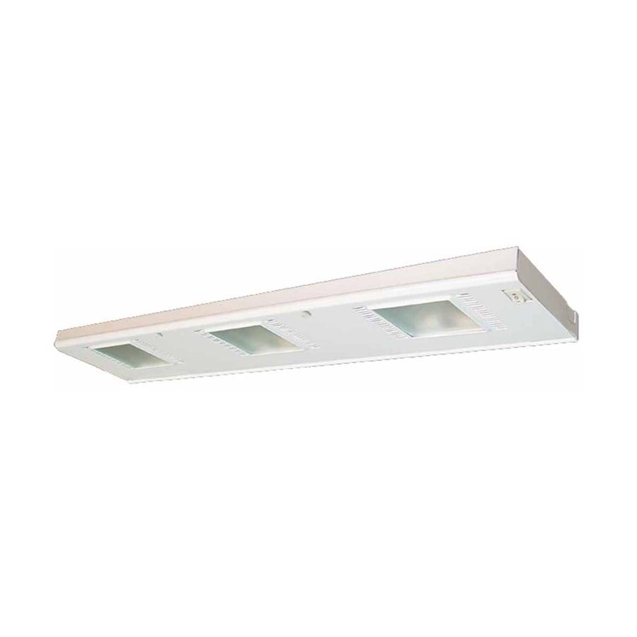 Volume International 24-in Hardwired Under Cabinet Halogen Light Bar