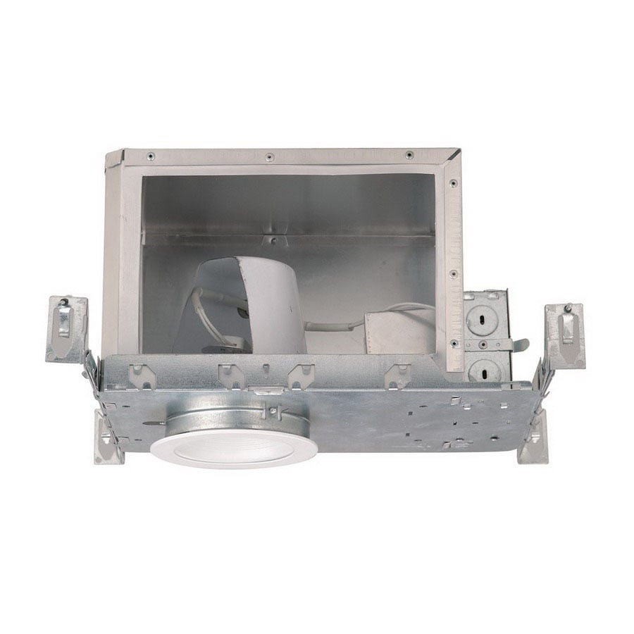 Nicor Lighting 4-in New Construction Airtight IC Recessed Light Housing