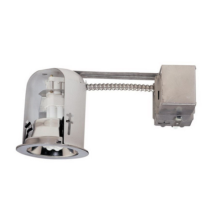 Nicor Lighting 4-in Remodel CFL Recessed Light Housing