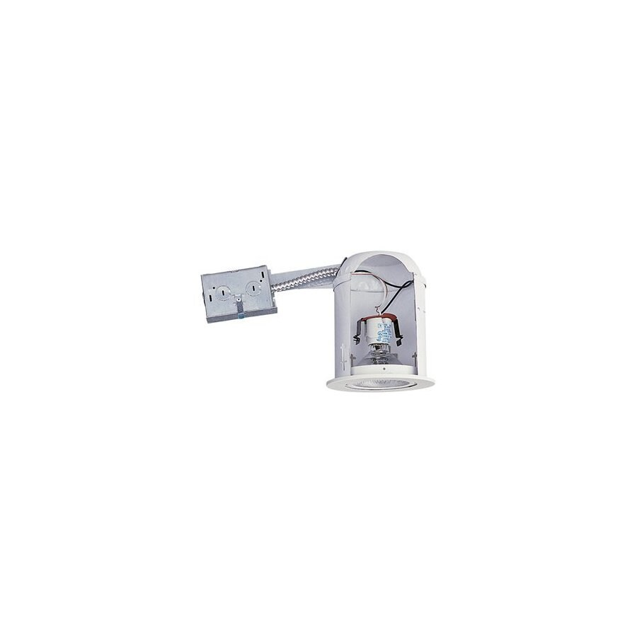 Nicor Lighting 5-in Remodel Recessed Light Housing