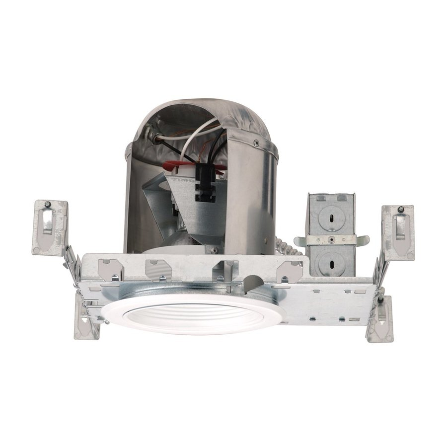 Nicor Lighting New Construction Airtight IC Recessed Light Housing
