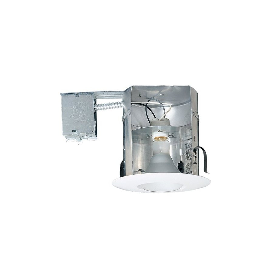 Nicor Lighting Remodel Airtight IC Recessed Light Housing