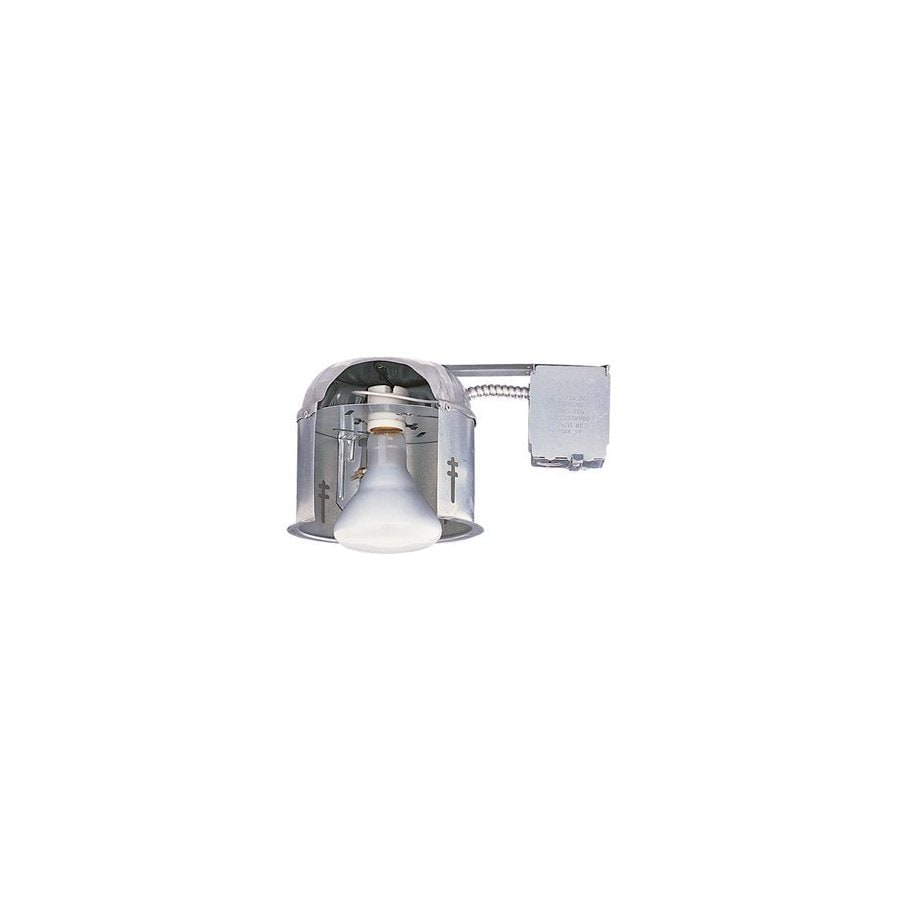Nicor Lighting 6-in Remodel Shallow Recessed Light Housing