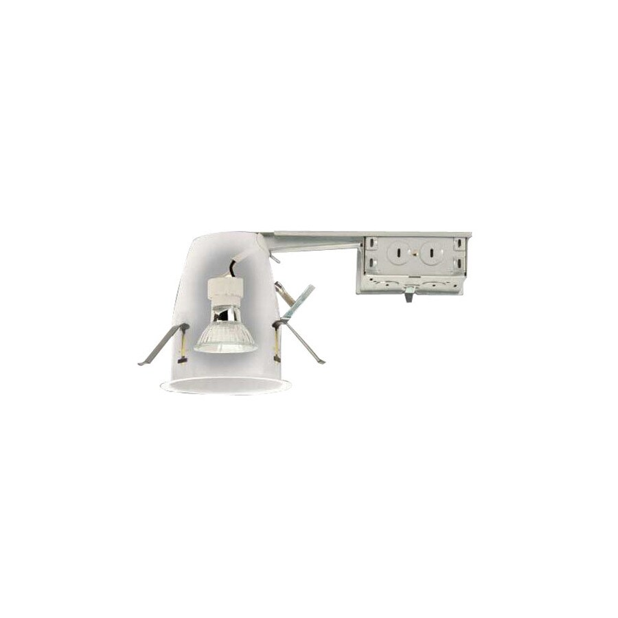 Nicor Lighting 4-in Remodel Recessed Light Housing