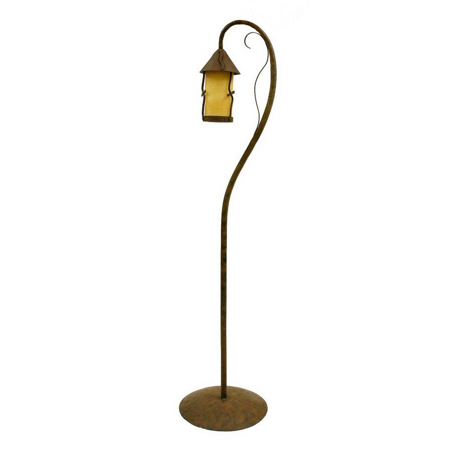 creative creations lighting. Exellent Creations Creative Creations 65in Rustic Wrought Iron Floor Lamp With Shade Throughout Lighting