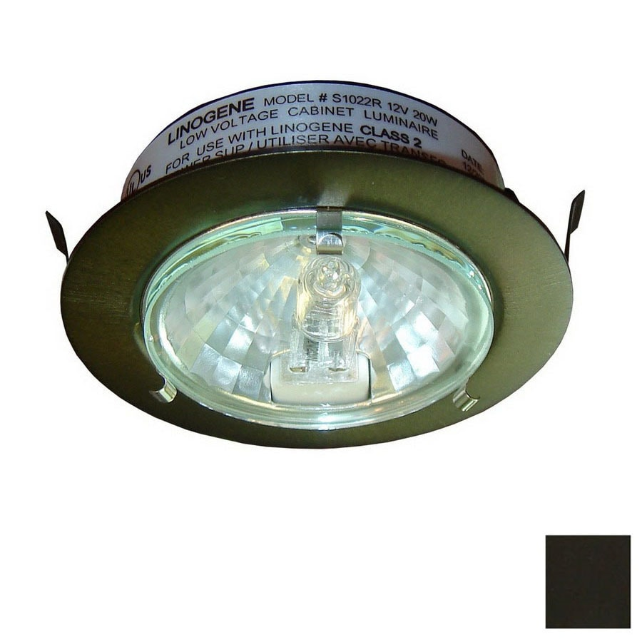DALS Lighting 2.75 In Hardwired/Plug In Under Cabinet Halogen Puck Light