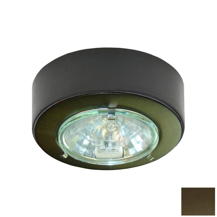 Xenon Ceiling Lights : Dals lighting in hardwired plug under cabinet