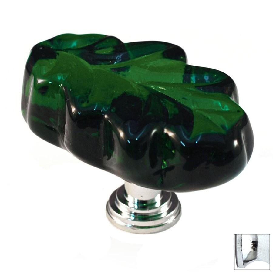 Cal Crystal Polished Chrome Artx Novelty Cabinet Knob