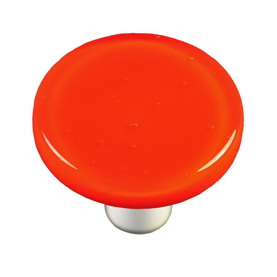 Hot Knobs Solid Aluminum Round Cabinet Knob