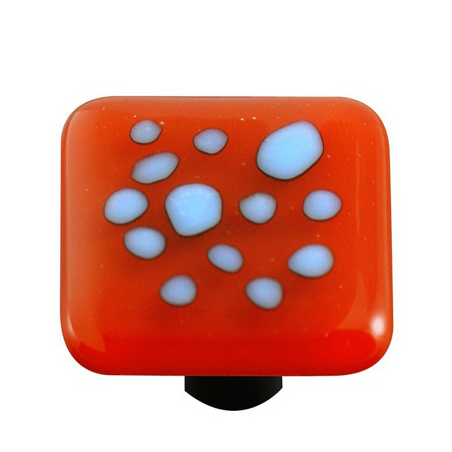 Hot Knobs Reactive Aluminum Square Cabinet Knob