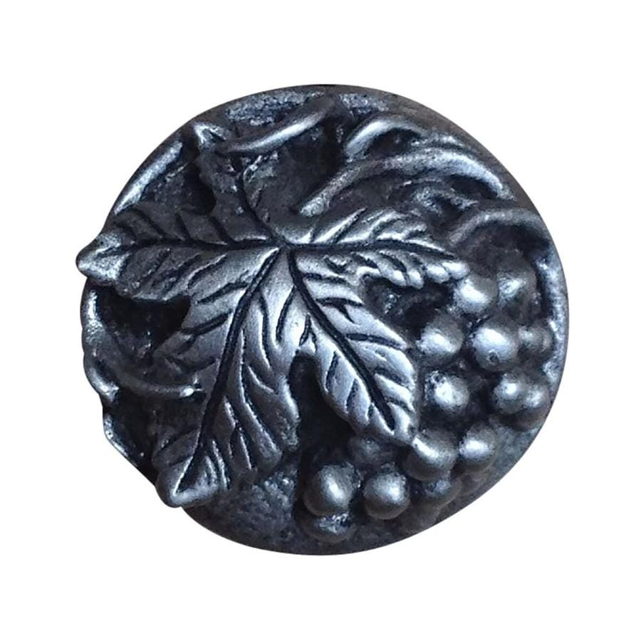 D'Artefax Grapevine Satin Round Cabinet Knob