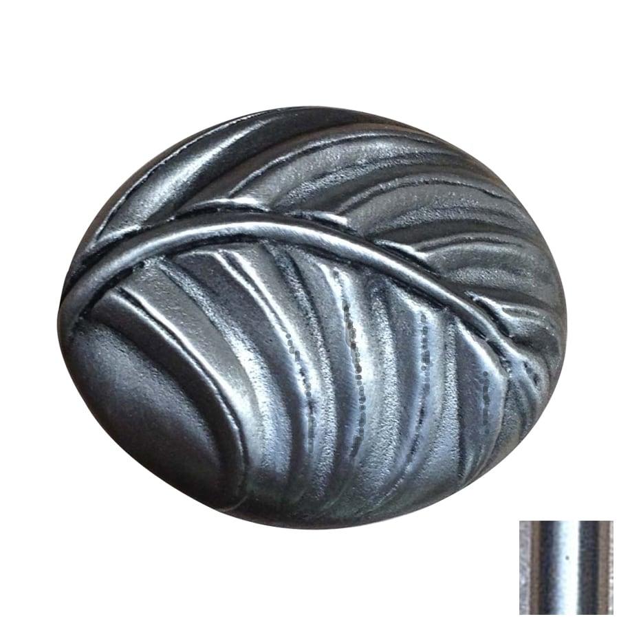 D'Artefax Botanical Satin Round Cabinet Knob