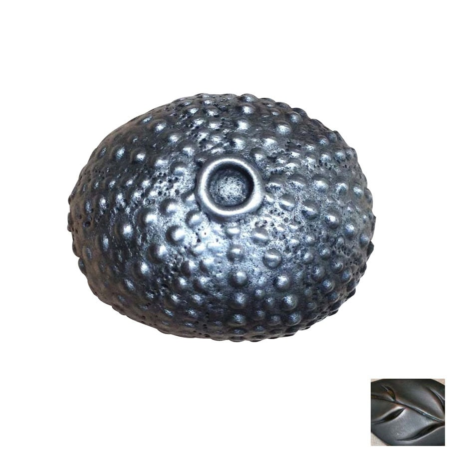 D'Artefax Tropical Oil-Rubbed Bronze Mushroom Cabinet Knob