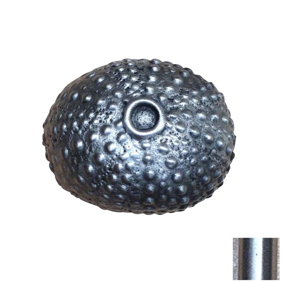 D'Artefax Tropical Satin Mushroom Cabinet Knob