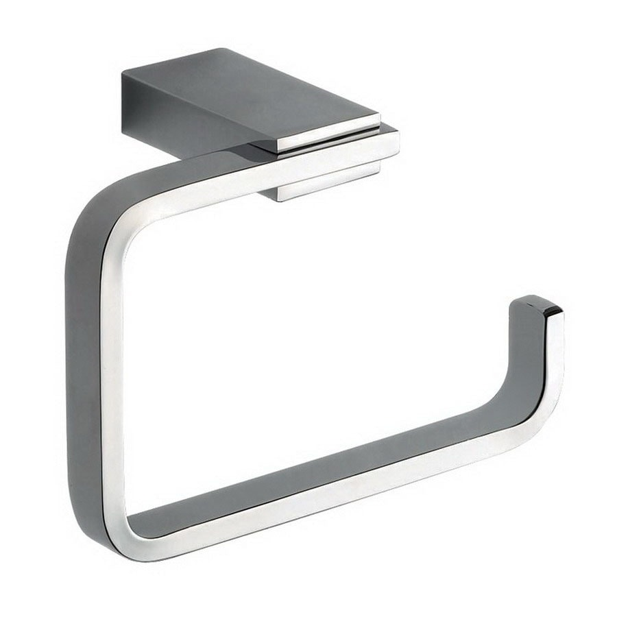 Nameeks Gedy Chrome Surface Mount Toilet Paper Holder