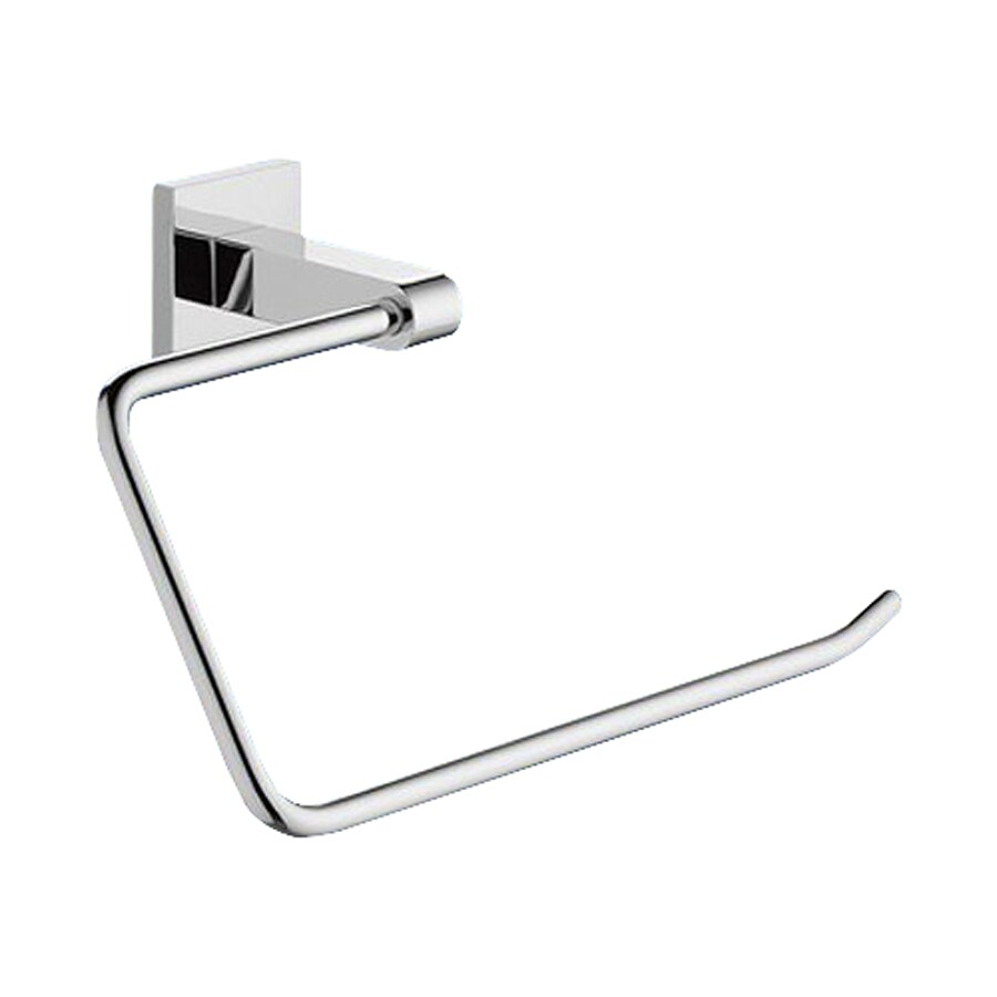 Nameeks New Jersey Chrome Surface Mount Toilet Paper Holder