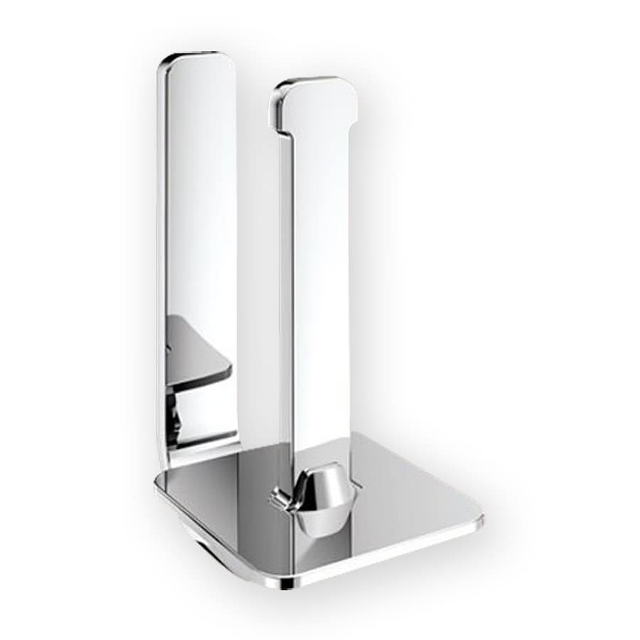 Nameeks Gedy Outline Chrome Surface Mount Toilet Paper Holder