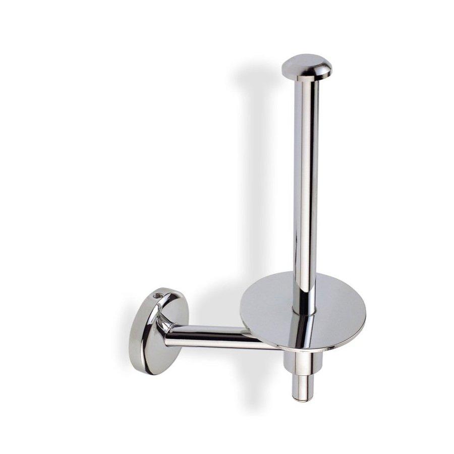 Nameeks Pegaso Chrome Surface Mount Toilet Paper Holder