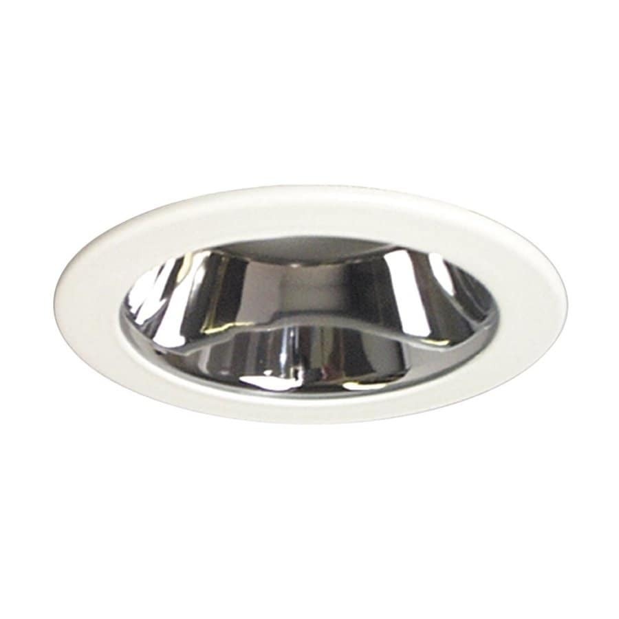 shop galaxy chrome open recessed light trim fits housing. Black Bedroom Furniture Sets. Home Design Ideas