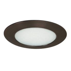 4 inch recessed lighting trim solovy club nora lighting bronze shower recessed light trim fits housing diameter 6in at lowescom