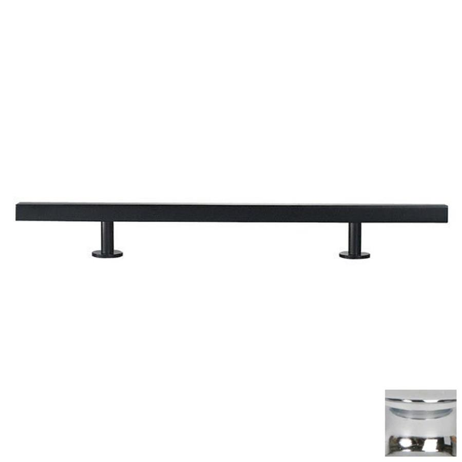 Lew's Hardware 12-in Center-to-Center Polished Chrome Bar Series Bar Cabinet Pull