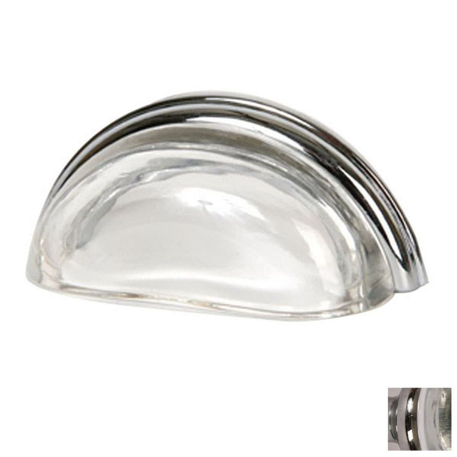 shop lew 39 s hardware 3 in center to center polished chrome