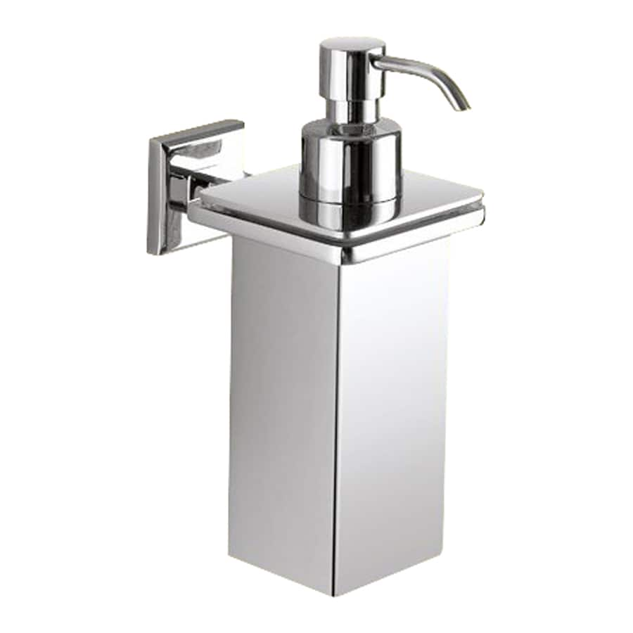 Nameeks Colorado Chrome Soap and Lotion Dispenser